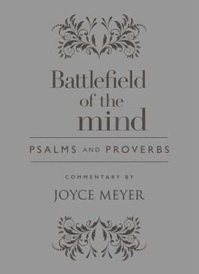 Battlefield of the Mind Psalms and Proverbs - eBook  -     By: Joyce Meyer