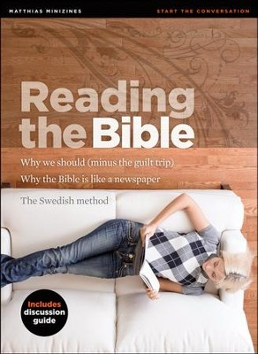 Minizine: Reading The Bible  -