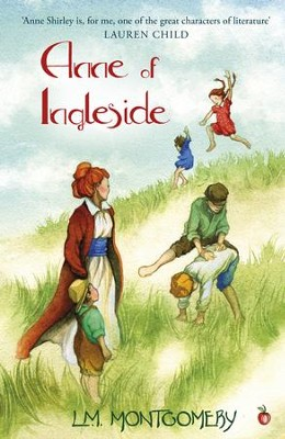Anne of Ingleside / Digital original - eBook  -     By: L.M. Montgomery