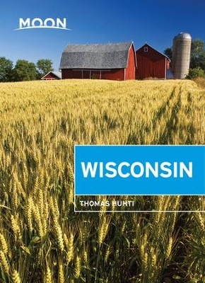 Moon Wisconsin - eBook  -     By: Thomas Huhti