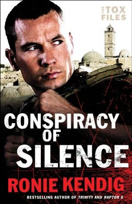 Conspiracy of Silence (The Tox Files Book #1) - eBook  -     By: Ronie Kendig