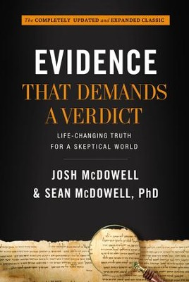 Evidence that Demands a Verdict: Life-Changing Truth for a Skeptical World - eBook  -     By: Josh McDowell