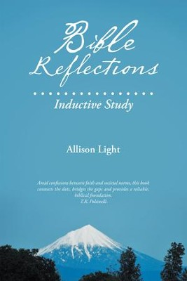 Bible Reflections: Inductive Study - eBook  -     By: Allison Light