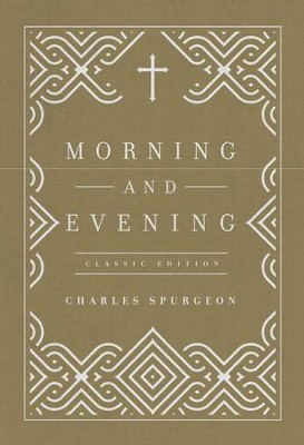 Morning and Evening - eBook  -     By: Charles H. Spurgeon