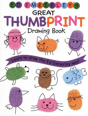 Ed Emberley's Great Thumbprint Drawing Book  -     By: Ed Emberley