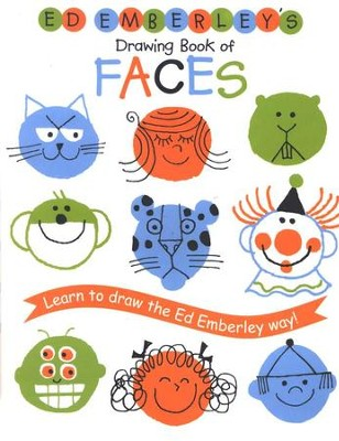 Drawing Book of Faces  -     By: Ed Emberley