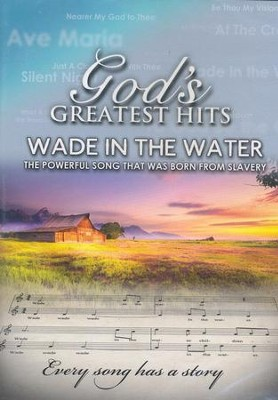 Wade In The Water: The Powerful Song That Was Born From Slavery  -