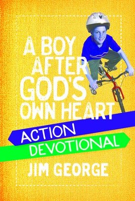 A Boy After God's Own Heart Action Devotional - eBook  -     By: Jim George