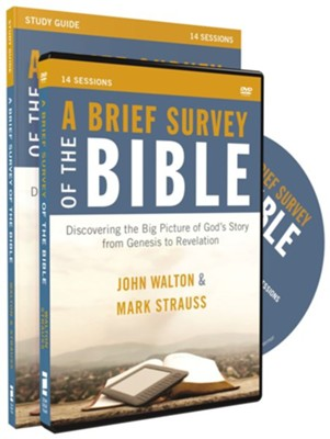 A Brief Survey of the Bible, Study Guide and DVD   -     By: John H. Walton