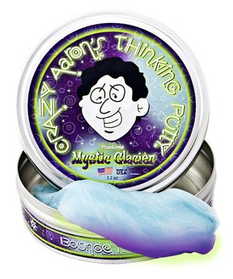 Mystic Glacier, Glow-In-the-Dark Putty  -
