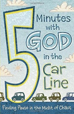 5 Minutes with God in the Car Line - eBook  -