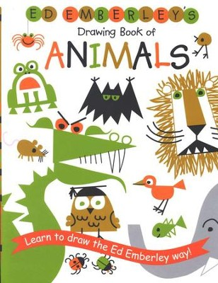 Drawing Book of Animals  -     By: Ed Emberley
