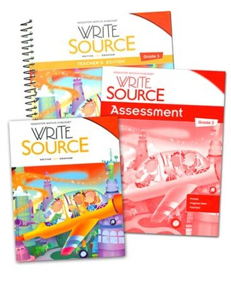 Write Source Grade 3 Homeschool Package   -