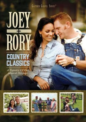 Country Classics: A Tapestry of our Musical Heritage DVD  -     By: Joey+Rory