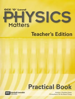 Physics Matters Practical Book, Teacher's Edition   -