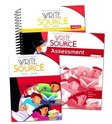 Write source grade 10 homeschool package 9780547898148 write source grade 10 homeschool package fandeluxe Gallery