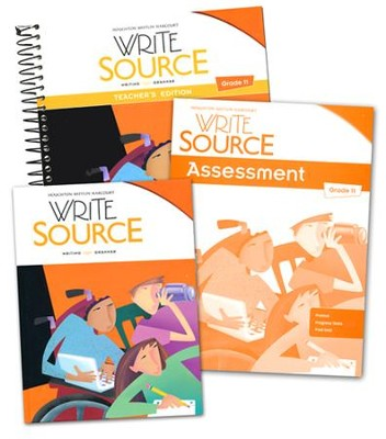 Write Source Grade 11 Homeschool Package   -