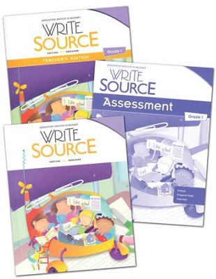 Write Source Grade 1 Homeschool Package   -