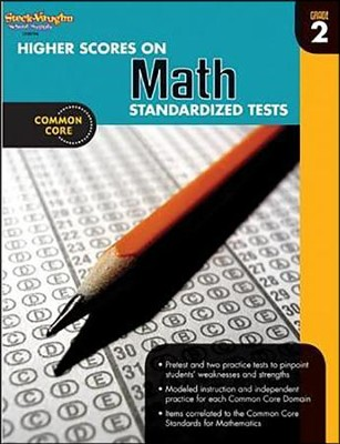 Higher Scores on Math Standardized Tests Grade 2 (2012 Edition)  -