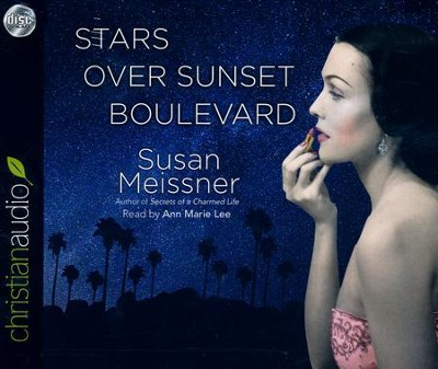 Stars Over Sunset Boulevard - unabridged audio book on CD  -     Narrated By: Ann Marie Lee     By: Susan Meissner