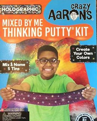 Mixed By Me, Create-Your-Own Sparkle Putty  -