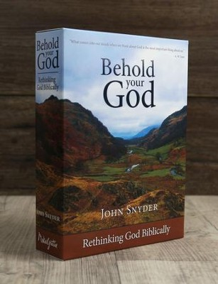 Behold Your God (DVD Set and Teacher's Guide)   -     By: John Snyder