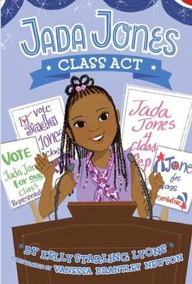 Class Act #2 - eBook  -     By: Kelly Starling Lyons     Illustrated By: Vanessa Brantley Newton