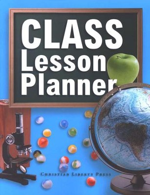 Class Lesson Planner   -