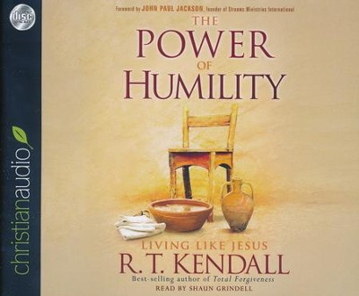 The Power of Humility: Living like Jesus - unabridged audio book on CD  -     Narrated By: Shaun Grindell     By: R.T. Kendall