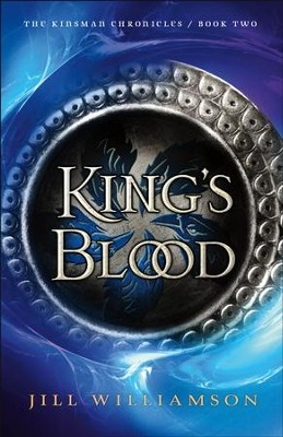 King's Blood (The Kinsman Chronicles Book #2) - eBook  -     By: Jill Williamson