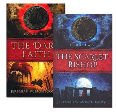 Dark Harvest trilogy Series, Vols. 1-2   -     By: Jeremiah W. Montgomery