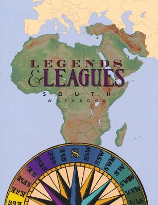 Legends & Leagues South Workbook   -     By: Ned Bustard