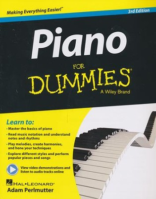Piano For Dummies  -