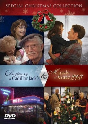 Special Christmas Collection: Two Films-Miracle at Gate 213, Christmas at Cadillac Jack's  -     By: Destiny Image Films