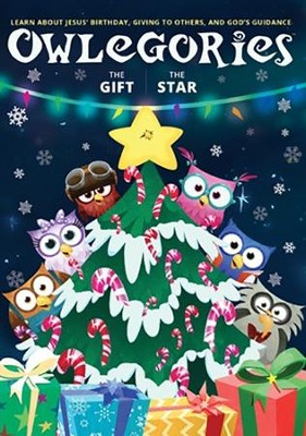 Owlegories Vol. 4: The Gift / The Star, DVD    -