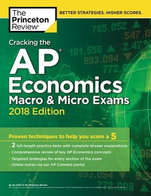 Cracking the AP Economics Macro & Micro Exams, 2018 Edition - eBook  -     By: Princeton Review