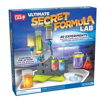 Ultimate Secret Formula Lab  -