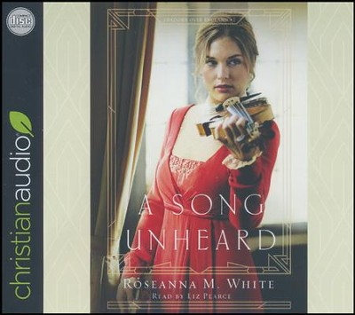 A Song Unheard - unabridged audio book on CD  -     By: Roseanne White