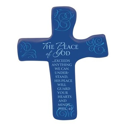 Peace of God Palm Cross  -