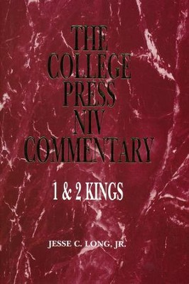 1 & 2 Kings: The College Press NIV Commentary   -