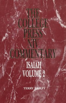 Isaiah Vol. 2: The College Press NIV Commentary   -