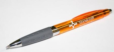 Stonecroft Pen - Orange   -