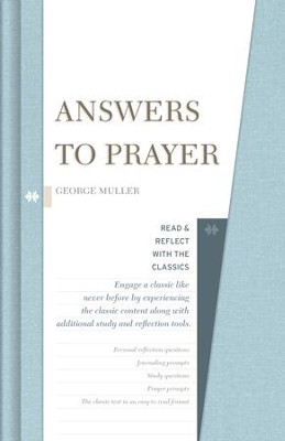 Answers to Prayer - eBook  -     By: George Muller