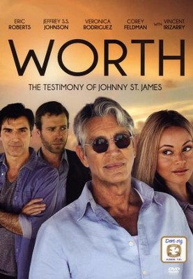 Worth: The Testimony of Johnny St. James, DVD   -