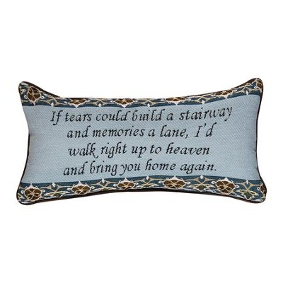 Stairway To Heaven Pillow  -