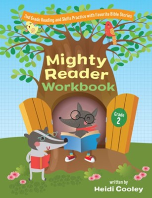 Second Grade Mighty Reader Workbook  -     By: Heidi Cooley