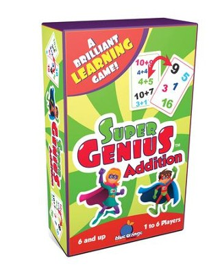 Super Genius Addition  -