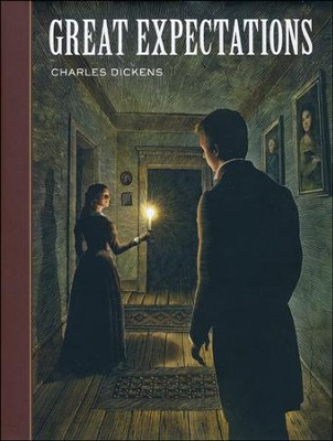 Great Expectations  -     By: Charles Dickens, Arthur Pober Ed.D.     Illustrated By: Scott McKowen