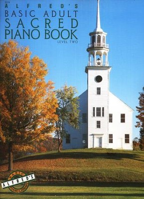 Alfred's Basic Adult Piano Course Sacred Book, Book 2   -     By: Willard Palmer, Morton Manus, Amanda Lethco