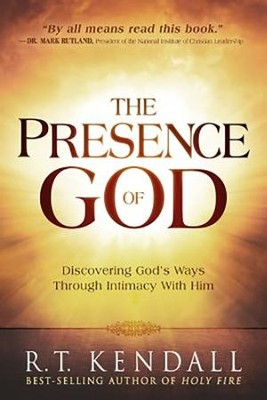 The Presence of God: Discovering God's Ways Through Intimacy With Him - unabridged audiobook on CD  -     Narrated By: Maurice England     By: R.T. Kendall